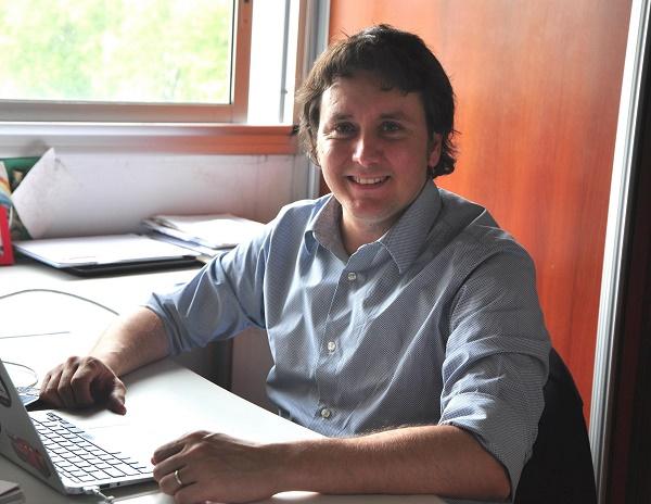 German Herebia, CEO de RedMas