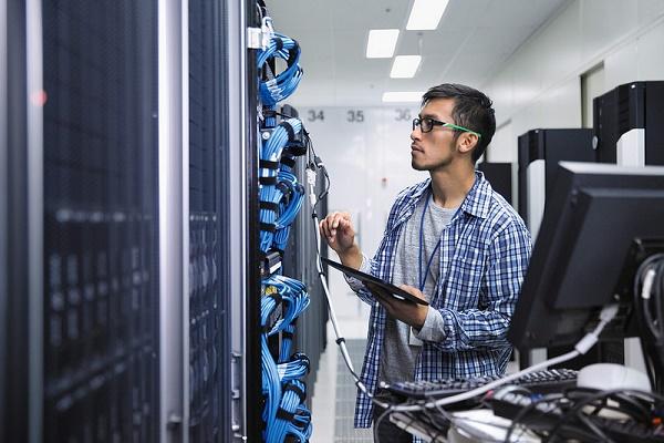 Trabajando en Centro de Datos
