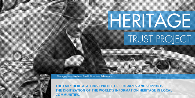 EMC Heritage Trust project