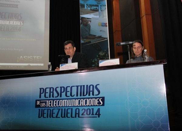 Foro Perspectivas de las Telecomunicaciones Venezuela 2014