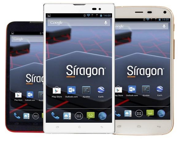 Siragon Smartphone