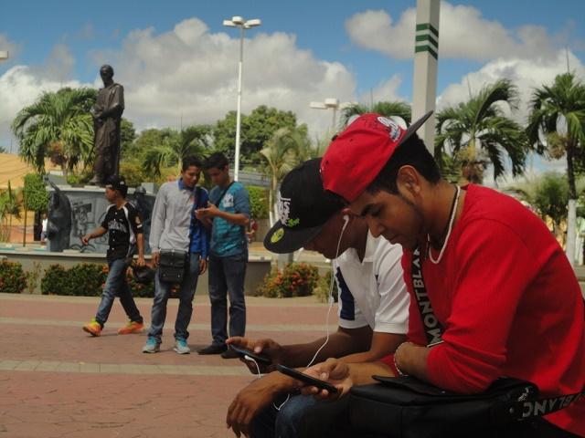 En El Tigrito ya comenzaron a hacer uso del WiFi para todos