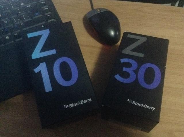 Z10 a Z30