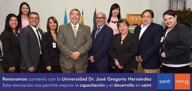 saint - universidad dr jose gregorio hernandez