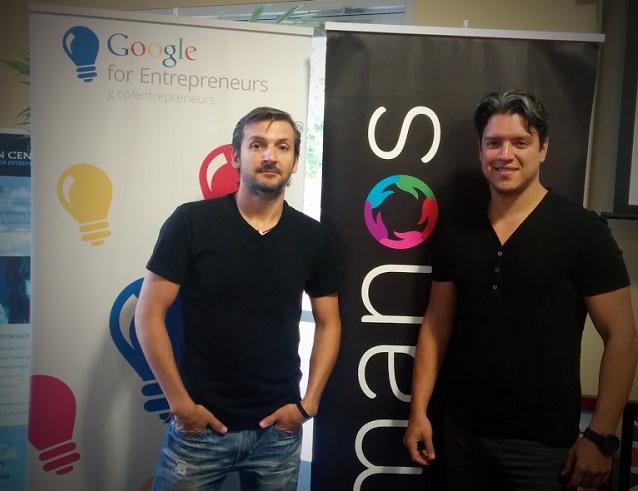 Alejandro Quintero y Oswaldo Alvarez