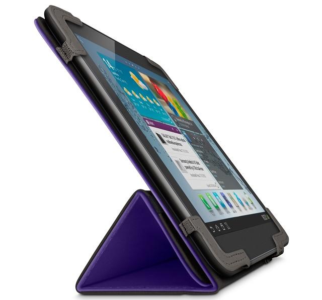 funda Trifold de belkin para Samsung tab s