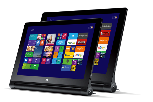 YOGA Tablet 2 with Windows