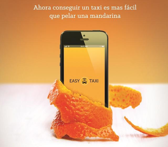 Anuncio NotiTaxi Easy Taxi