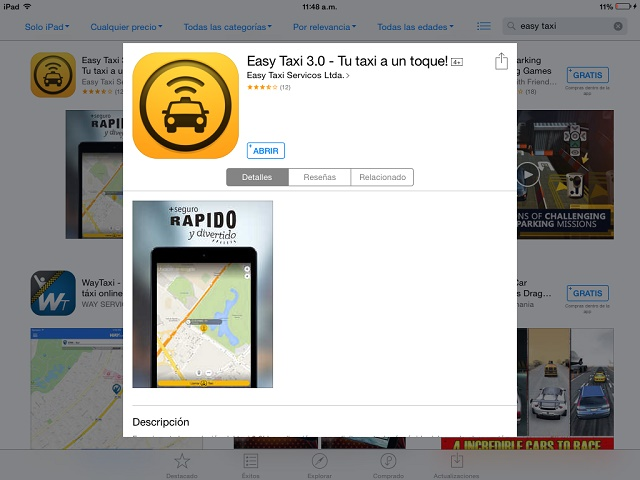 Easy Taxi 3.0