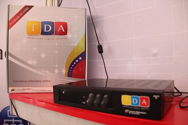 Acto de TDA Decodificador -