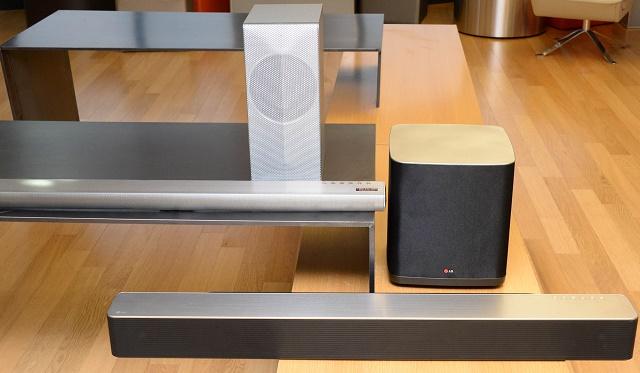 LG Music Flow Wi-Fi Series