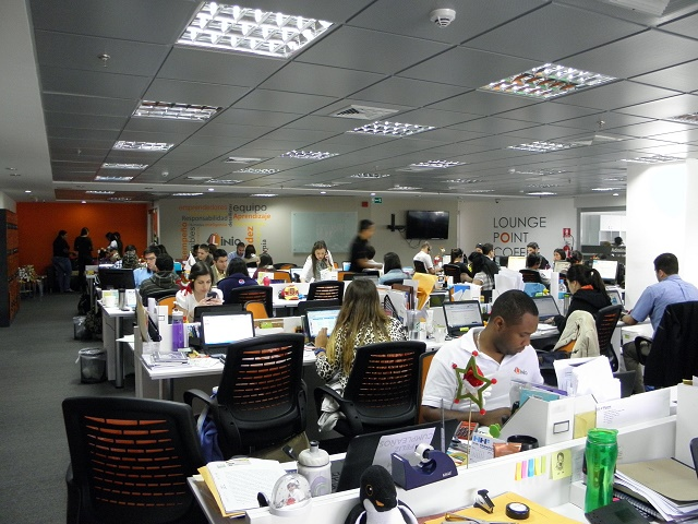Oficinas de Linio Venezuela 2