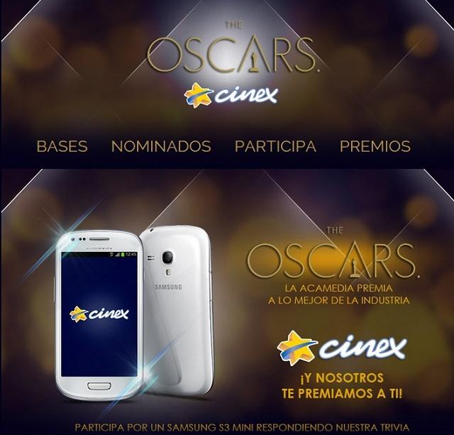 Concurso_Cinex_Oscar
