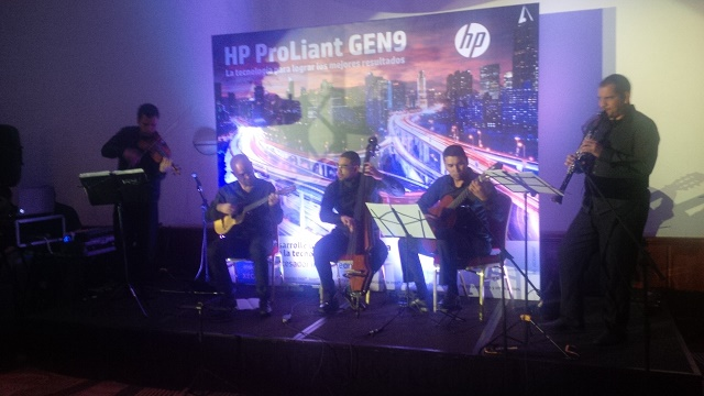 HP ProLiant GEN9 - Espacio Musical