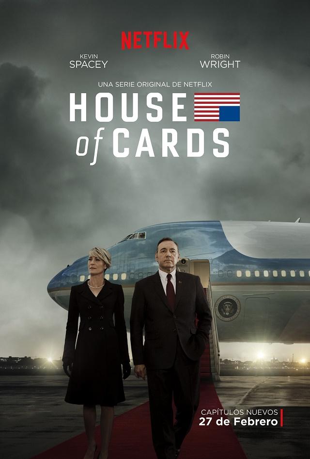 House of Cards 3ra Temporada