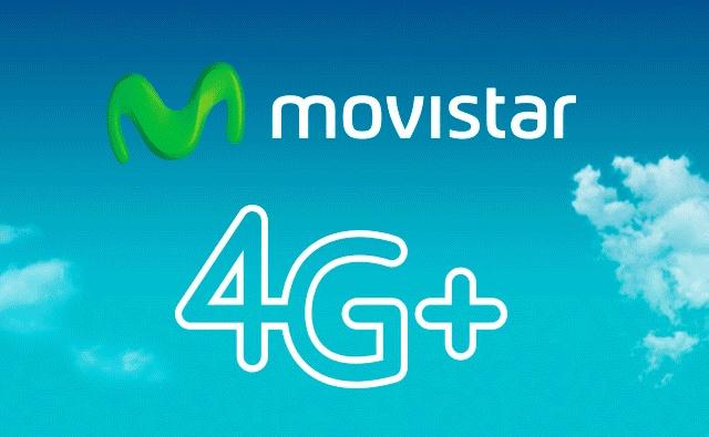 Movistar 4G+