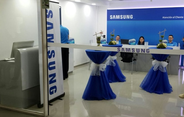 Samsung Lago Mall