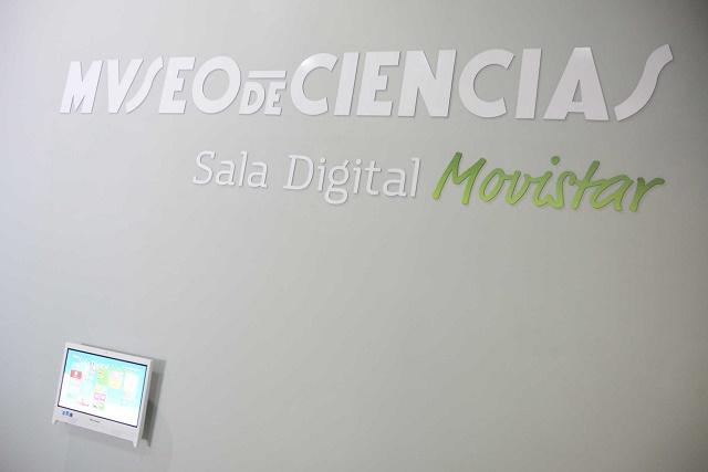 Museo de Ciencias, Sala Digital