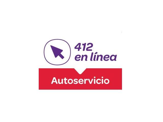 412 en línea