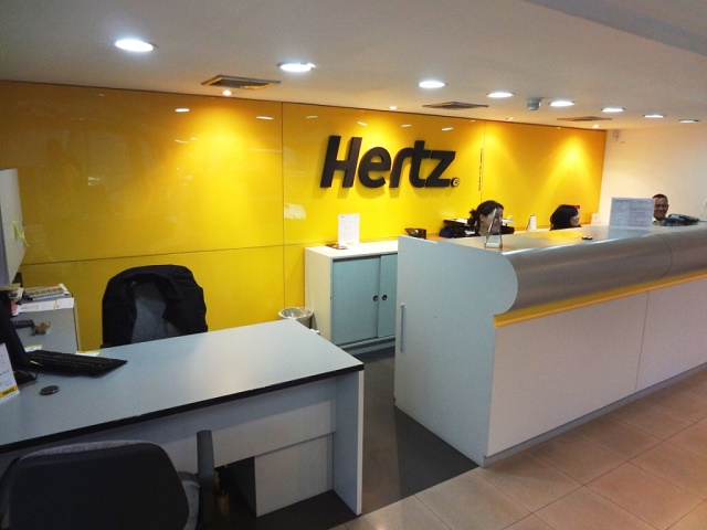 Hertz Chacaito