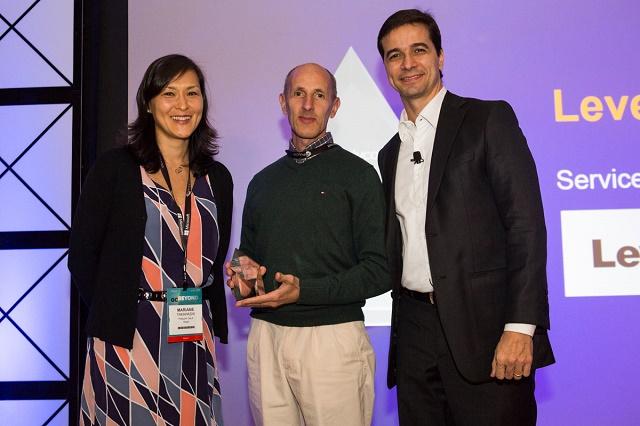 Polycom _Cala Awards_Pablo Landea_Product Manager de Voice &Collab de Level 3 Latam