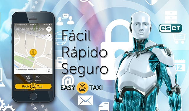 Easy Taxi - ESET