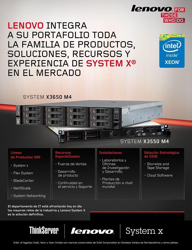 Lenovo System x