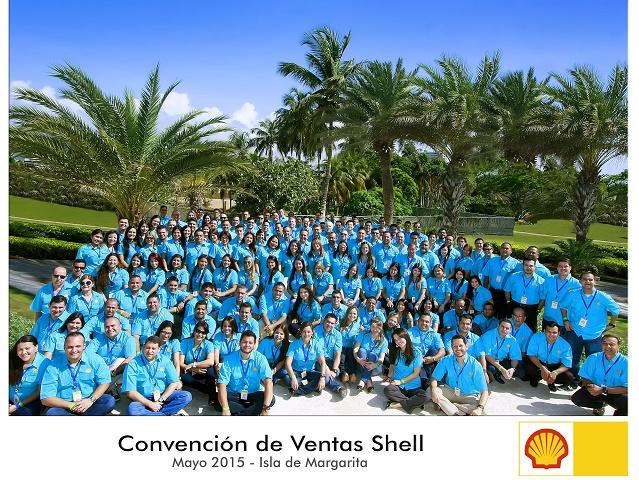 Convencion SHELL 2015