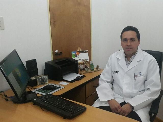 Dr Marco Rivera