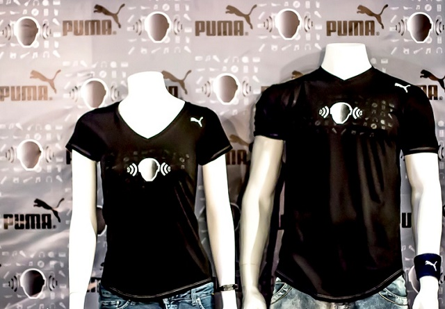 Camisetas NUEVAS BANDAS by PUMA