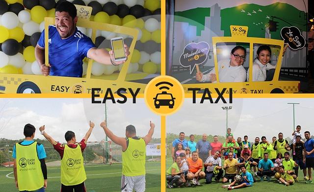Easy Taxi fomenta valores en sus empleados