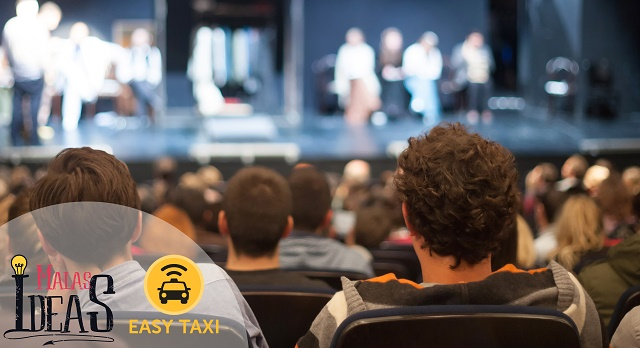 Easy Taxi presente en Malas Ideas