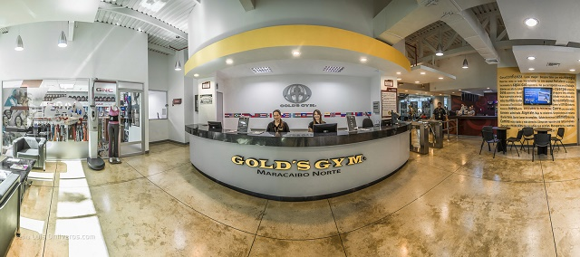 GoldsGymMaracaibo