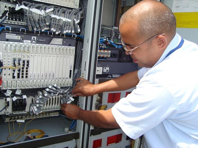 Los servicios de nueva generación de #Cantv serán una fortaleza para las industrias instaladas en #Cagua