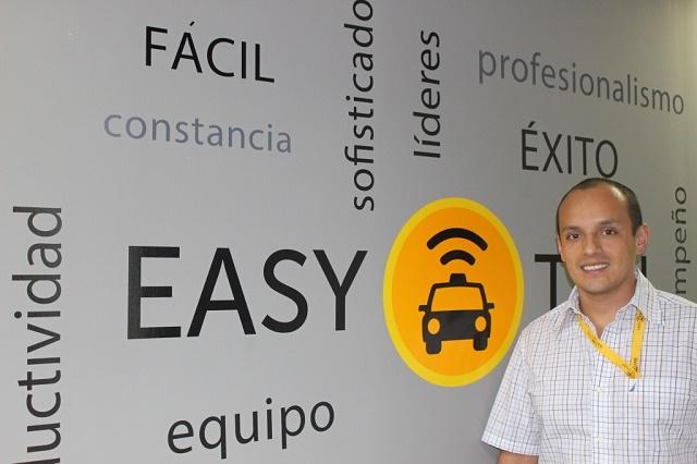 Marcos Subía, Country Manager de Easy Taxi Venezuela