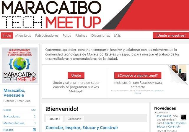 maracaibo tech meetup