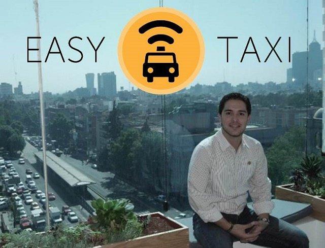 Jaime Aparicio Easy Taxi