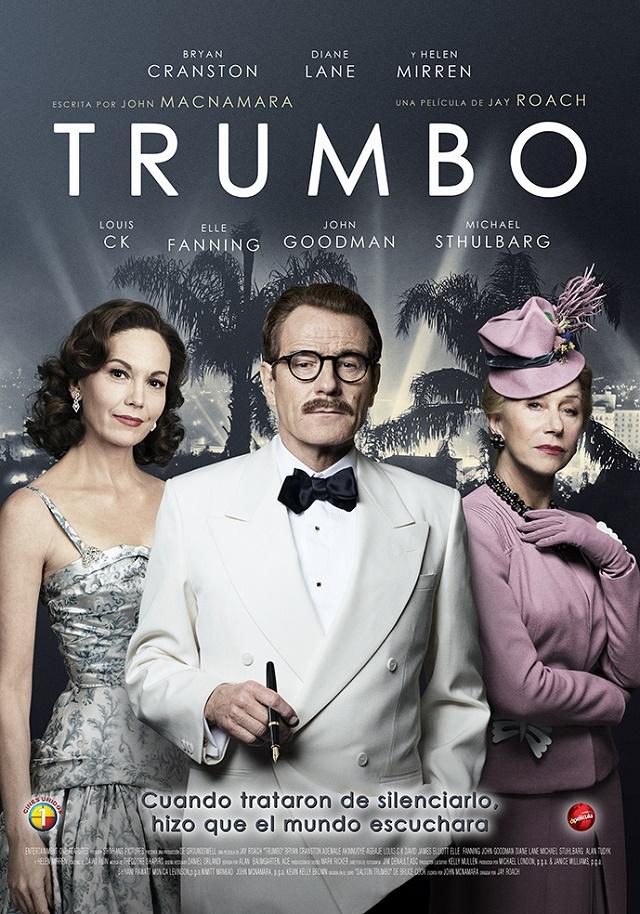 TRUMBO Afiche