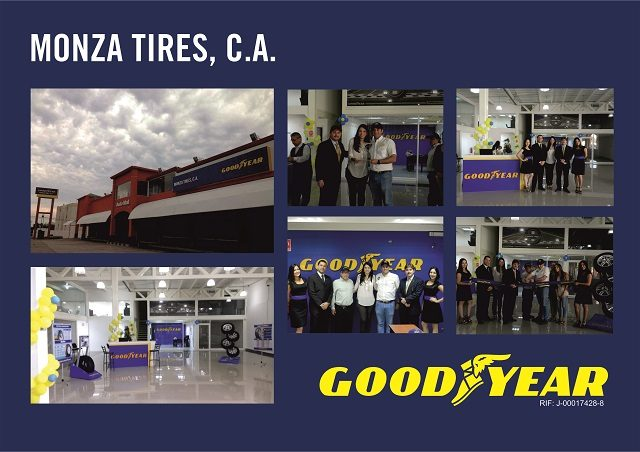 MONZA TIRES COLLAGE