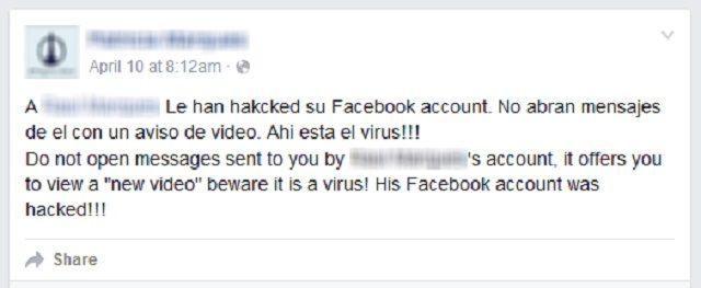 video-facebook-español