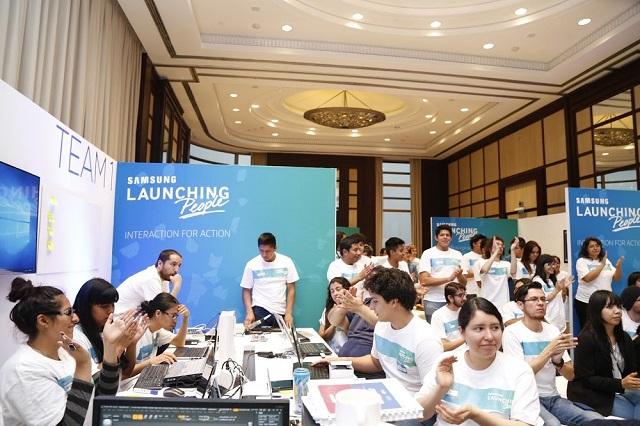 Launching People