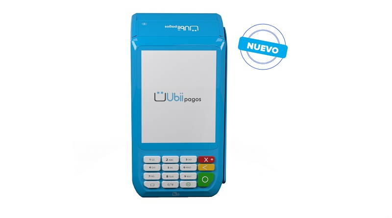 Ubii pagos S920