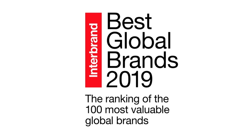 Samsung Best Global Brands 2019