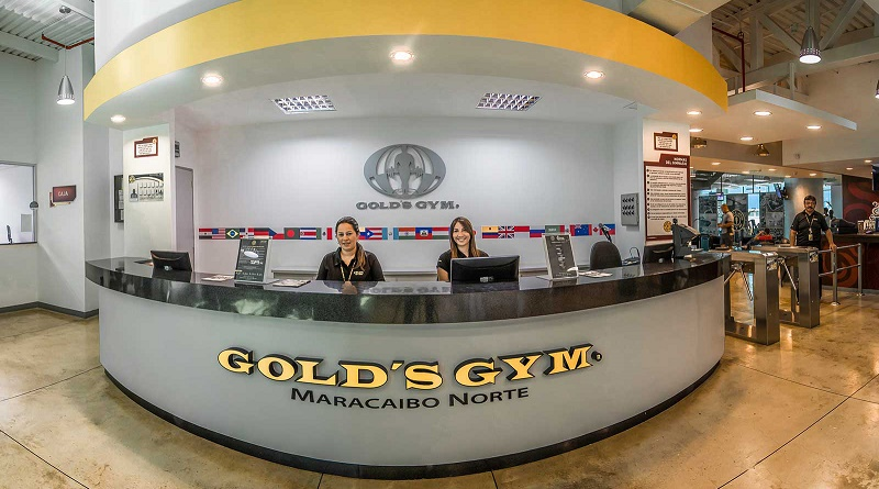 Gold's Gym Maracaibo