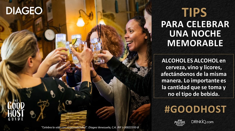 Great night out tips Diageo