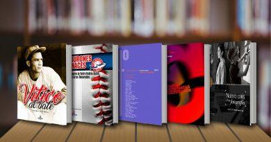 Los 5 libros de la Biblioteca Banesco 2019