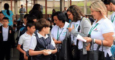 Voluntariado Banesco en Colegio Fe y Alegría Sagrada Familia