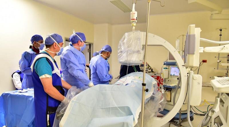 Unidad de Cardiología del GMSP