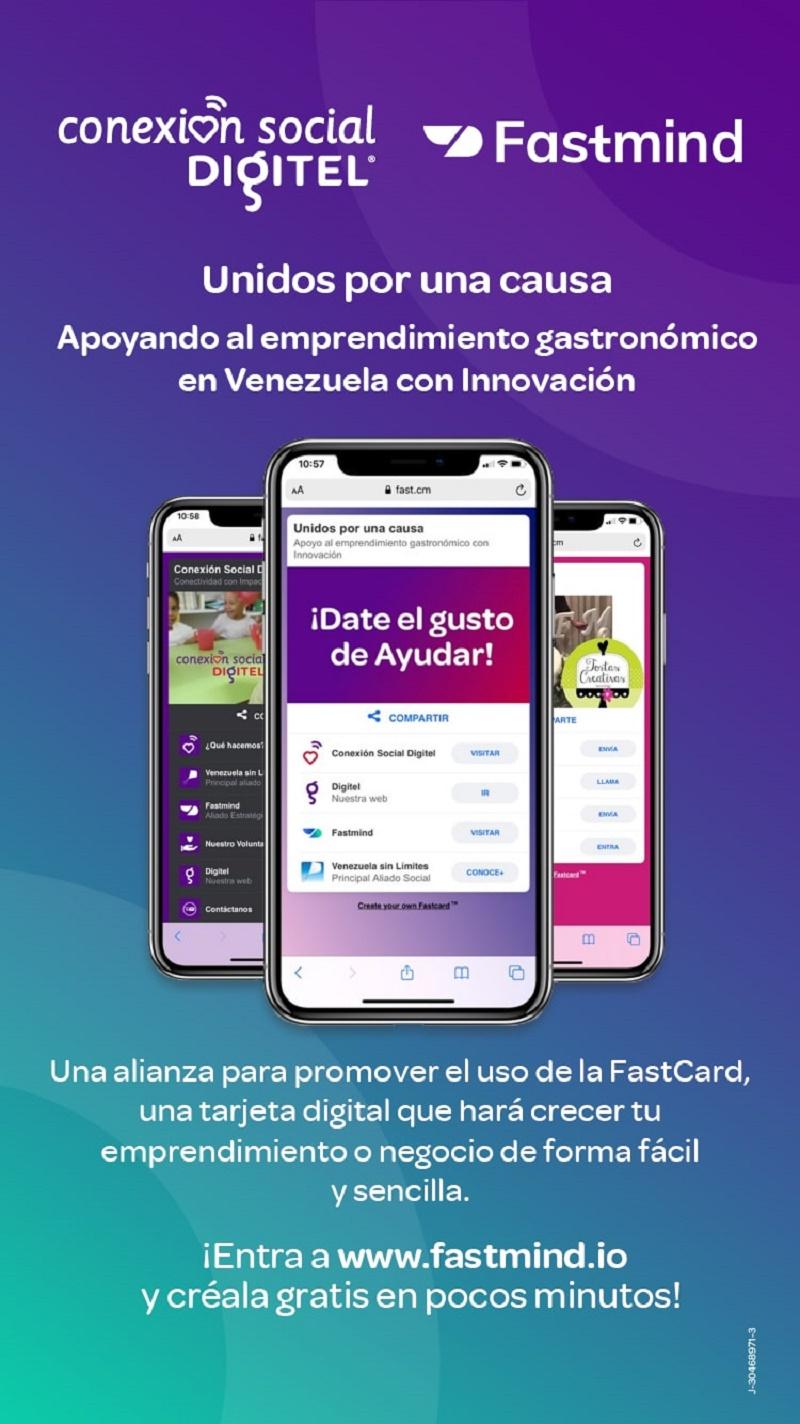 FastCard_ConexionSocial_Digitel_Fastmind