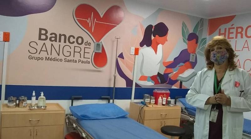 LIA TALAVERA BANCO DE SANGRE GMSP